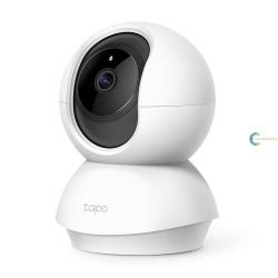 Câmera TP-Link WiFi Rotativa 360º 1080P Tapo C200
