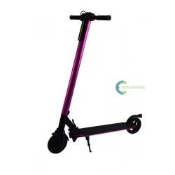 Scooter Trotinete elétrica HT-T1-2 em 4 cores diferentes