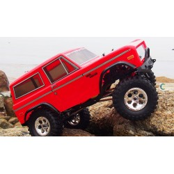 AMXROCK ROCK CRUISER 4WD, 1:10 RTR