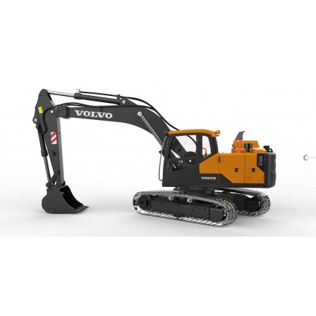 Volvo EC160E - RC Escavadora em metal elétrica 1:14 (RTR)