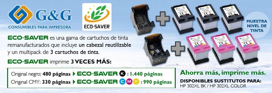 Tinteiros Eco-Saver